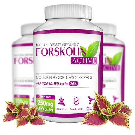 Forskolin Active per dimagrire rapidamente