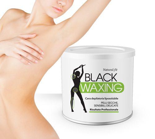 Black Waxing ceretta nera